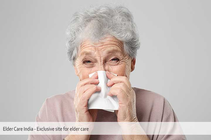 7 easy tips for seniors to avoid cold
