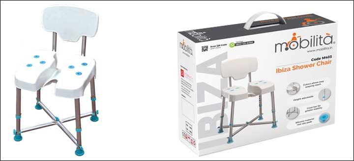 Shower Chair Ibiza M403